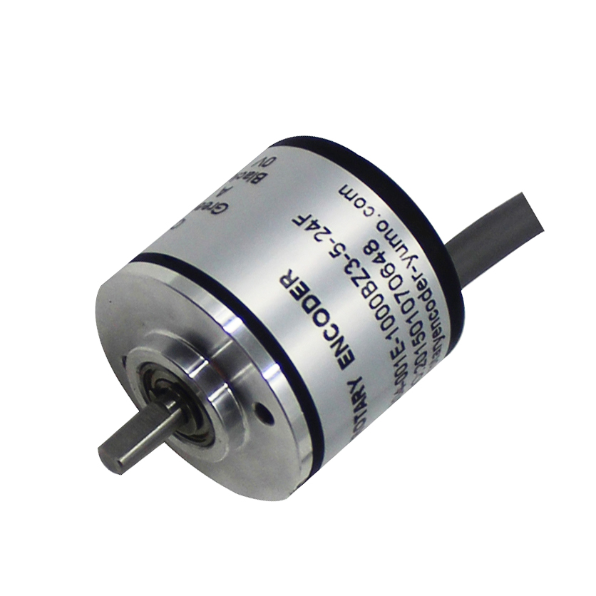 ISC3004 Outer diameter 30mm Solid Shaft Incremental Rotary Encoder