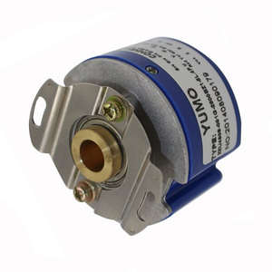 IHU4808 motor Encoder rotary encoders Outer diameter 48mm Hollow Shaft Encoder