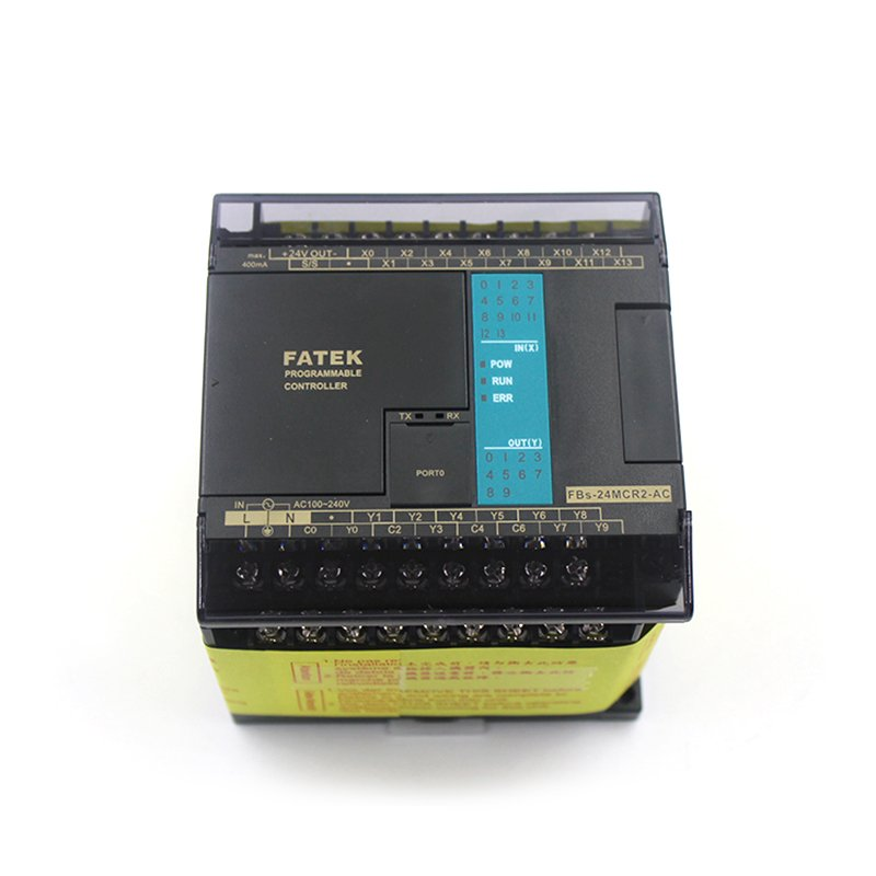 Programmable Logic Controller FBs-24MA FBs-24MAR2-AC Fatek PLC Controller