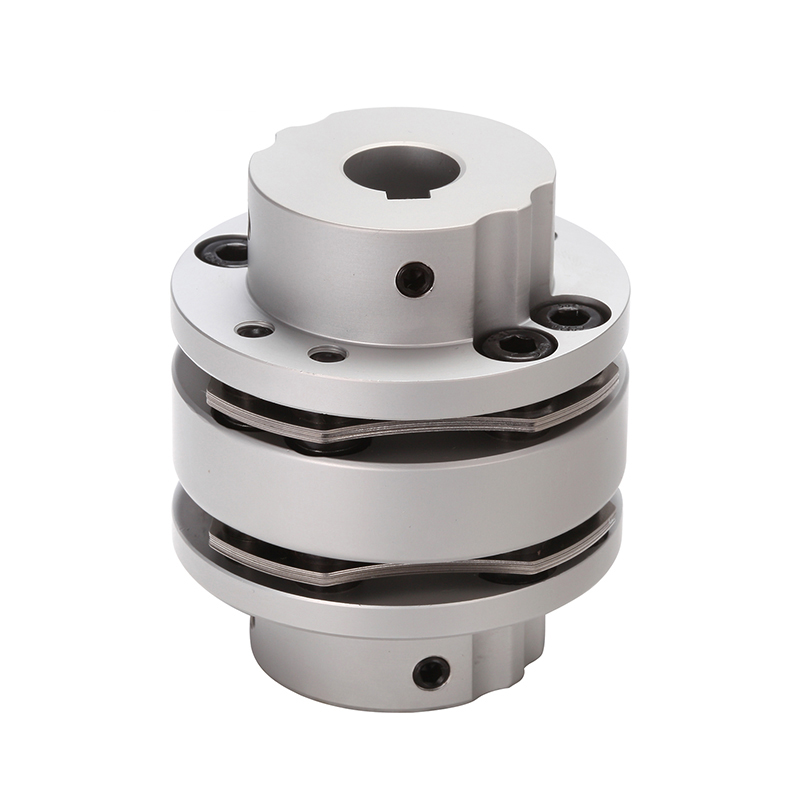 DD1 Stepped double diaphragm coupling high torque stepper servo motor 8 screws Flexible couplings