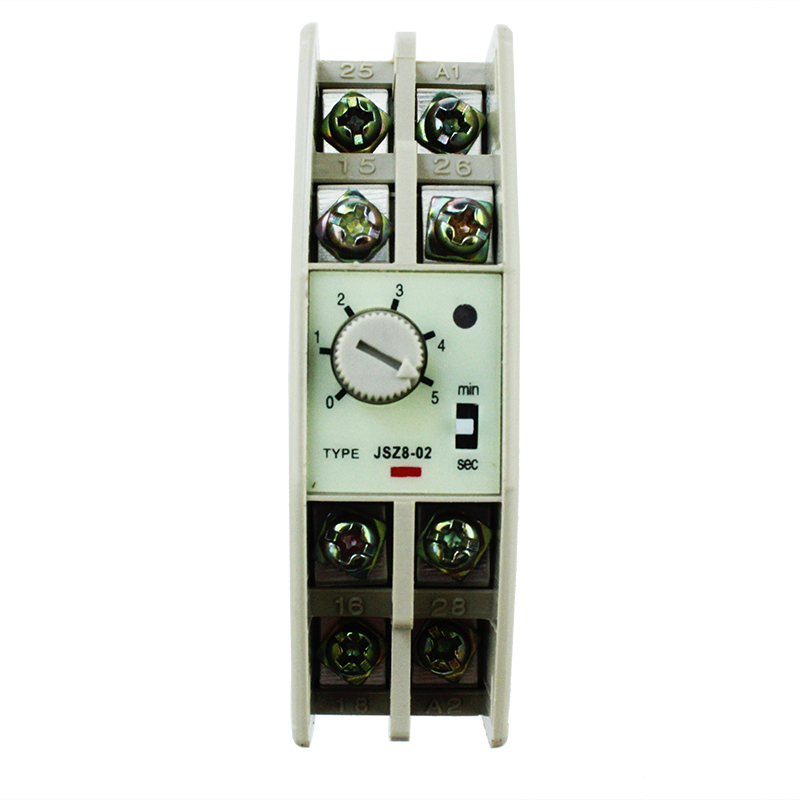 JSZ8 AC220V Mini Time Off Delay Relay