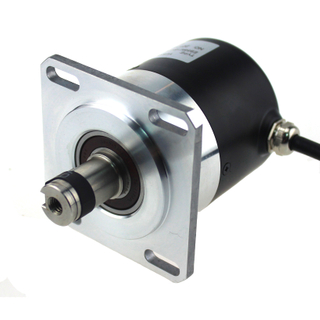 EB58M15K-H6PR-500-9V7000 Outer diameter 58mm 5V DC Shaft Incremental Rotary Encoder