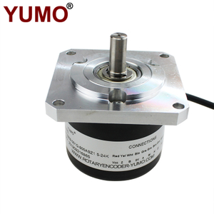 ISL5809 Measurements Flange Encoder for Narrow Area Application
