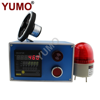 ATK72-F High Precision Sealer Encoder Roller Type Meter Counter