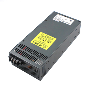 S-1000-24 High Quality 1000W 24VDC SMPS Switching Power Supply