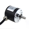 ISC3806-G03-2500BZ1-5L Outer diameter 38mm Solid Shaft Incremental Rotary Encoder
