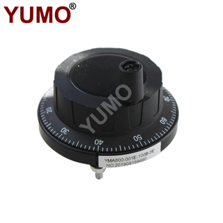 YMA600 Voltage Output Black CNC Machine Manual Encoder