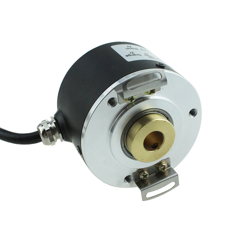 60mm 1000ppr 5-30V DC Hollow Shaft Incremental Rotary Encoder