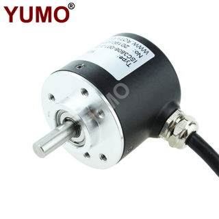 YUMO ISC3806 Solid-Shaft Incremental Rotary Encoder