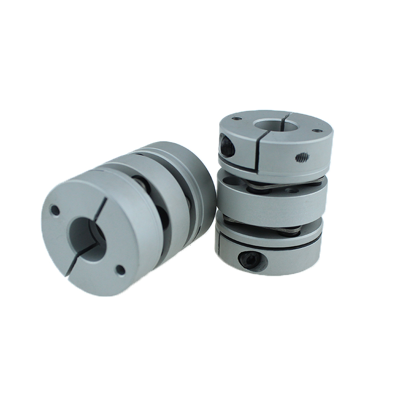 Shaft Coupler Rotary Encoder Coupling Flexible Stainless Steel Encoder Coupling