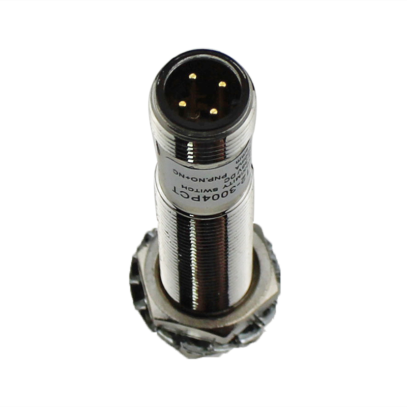 LM12-3004PCT 4mm Detect Range Inductive Proximity Sensor for Location Detection
