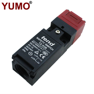 TZ-93B Taiwan Tend Double Pole Safety Key Interlock Switch Limit Switch