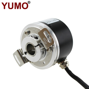 Through Hole 14mm 1024ppr Hollow Shaft Incremental Rotary Encoder