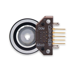 YMT28 3 Channel Kit Optical Encoder Hollow Shaft Incremental motor Servomotor Encoder