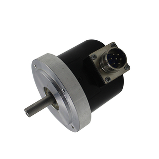 ISC7008 Outer diameter 70mm Solid Shaft Incremental rotary encoder