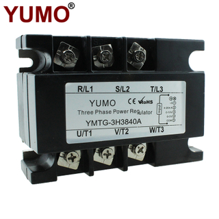 YMTG-3H3840A 40A Three Phase AC Power Regulation Module