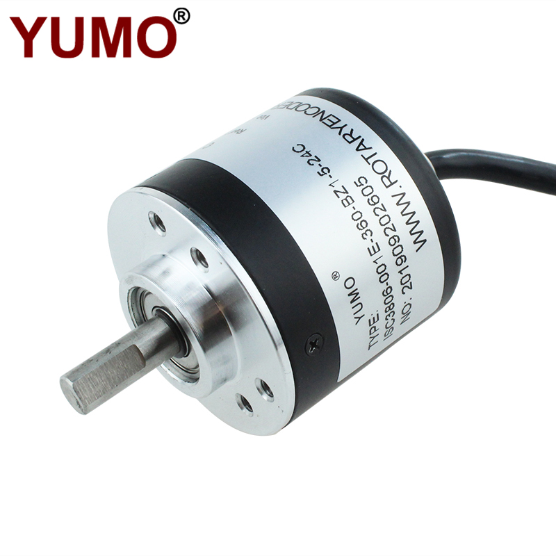 ISC3806 Open Collect NPN Output Rotary Encoder