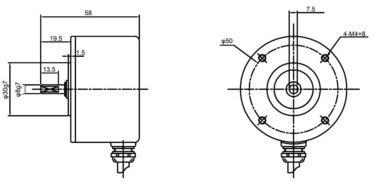 ISC6005-2500BZ-5-12L
