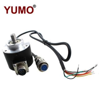 YUMO 3600 P/R High Reliability Solid Shaf Rotary Encoder