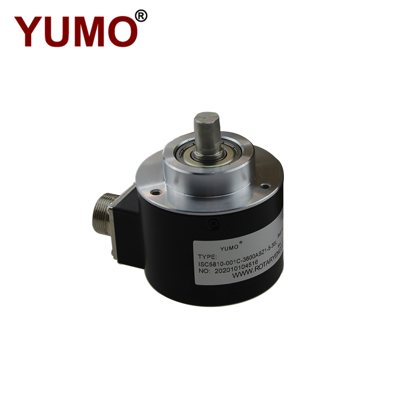 YUMO 3600 P/R High Reliability Solid Shaf Rotary Encoder