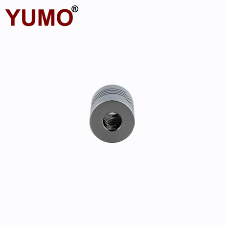Shaft Encoder Top Thread Type Aluminum Flexible Coupling