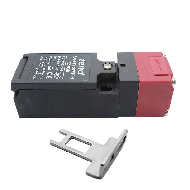 Vertical Mounting Type Limit Switch Door Safety Switch