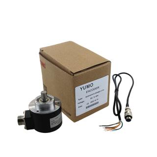 500 P/R Shaft Incremental Rotary Encoder